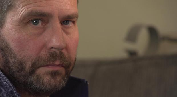 Kevin Lunney was abducted from his Northern Ireland home in September, taken across the border and tortured (BBC Spotlight/PA)