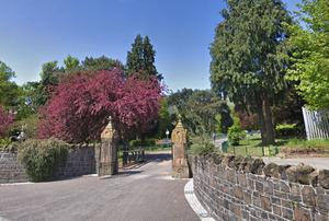 Falls Park in west Belfast. Picture: Google Maps