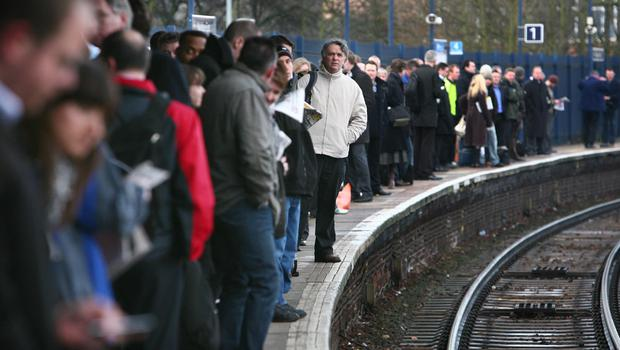 SWR has told passengers it had done everything it could to try to avert the strikes (Gareth Fuller/PA)