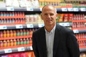 Tesco boss Dave Lewis gets an extra bonus after the board decided Ocado was too successful (Joe Giddens / PA)