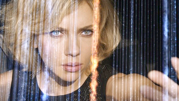 Lucy stars Scarlett Johansson as a woman who is kidnapped and implanted with a drug that unleashes her untapped brainpower.