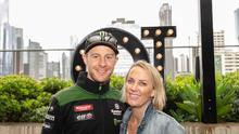 Jonathan Rea in Melbourne