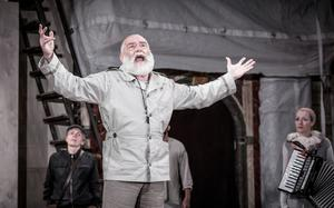 Kevin R McNally as King Lear (Marc Brenner)