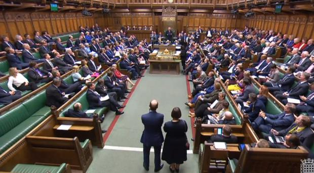 MPs are expected to be summoned for a special Saturday sitting of Parliament (House of Commons/PA)