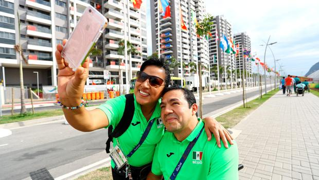 RIO DE JANEIRO, BRAZIL - SEPTEMBER 6: A general view of Paralympic Village ahead of the 2016 Paralympic Games in Rio de Janeiro, Brazil. (Photo by Lucas Uebel/Getty Images)