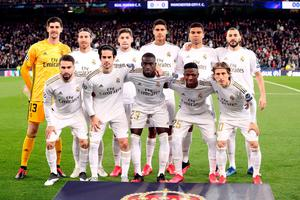 Real Madrid's squad has been placed in self isolation.