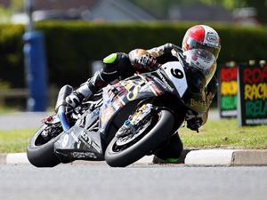 Pacemaker Belfast 13-05-14 Vauxhall International North West 200 2014 Michael Rutter (Bathams Prizewinning Ales) in action during today's first practice session for this years Vauxhall International NW200 in Portrush.  Photo by David Maginnis/Pacemaker Press