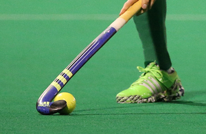 Up to 20,000 would have been expected to attend the four-day hockey competition, leaving the continental governing body with a dilemma (stock photo)