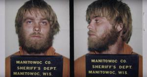 Making a Murderer documents the story of Steven Avery. Above: Avery's mugshot, taken after his arrest in 1985