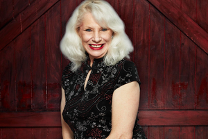 David Bowie's ex-wife Angie Bowie, one of the contestants in this year's Celebrity Big Brother.