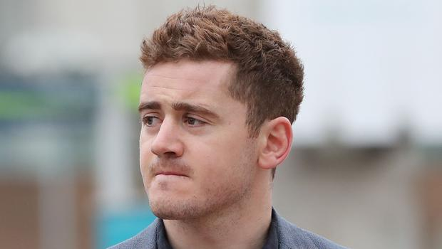 Paddy Jackson was acquitted of rape (Niall Carson/PA)
