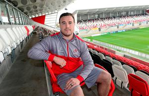 Looking ahead: Rob Herring says it's important for Ulster to focus in their battle to keep their play-off hopes alive
