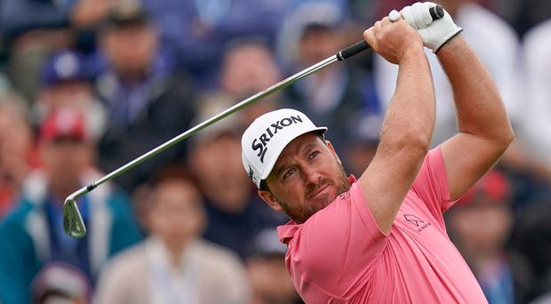 Graeme McDowell is back up to 89th in the world.