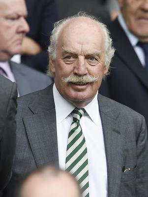 Celtic principal shareholder Dermot Desmond has paid tribute to the work done by Lawwell (Ian Rutherford/PA)