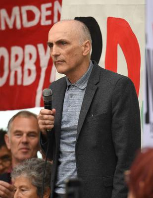 Suspended Labour MP Chris Williamson