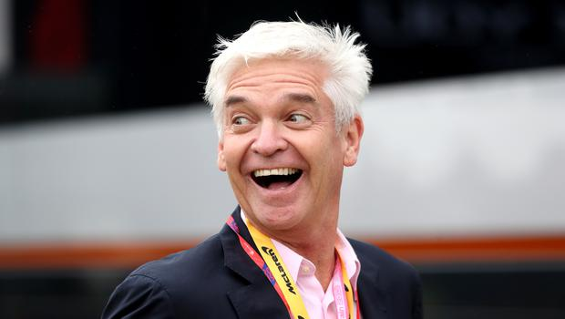 Phillip Schofield co-hosts ITV's This Morning with Holly Willoughby, while the pair also front Dancing On Ice (David Davies/PA)