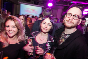 The Belsonic 2014 launch party on 3 May at Stiff Kitten, Belfast