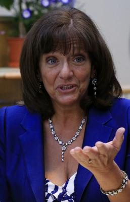 Former minister Baroness Ros Altmann spoke out against using age-based criteria to lift restrictions