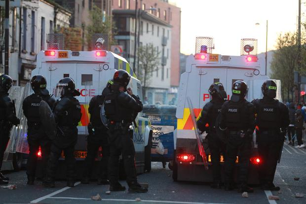 (Picture by Kevin Scott for Belfast Telegraph)