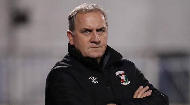 Glentoran assistant manager Paul Millar was a factor in the beginning of the club's rivalry with Portadown.