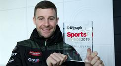 Jonathan Rea is the 2019 Belfast Telegraph Sports Star of the Year.