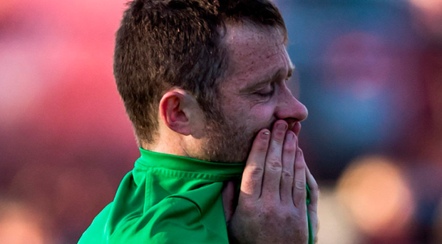 Sinking in: John Jackson reacts to Ireland's defeat in Canada