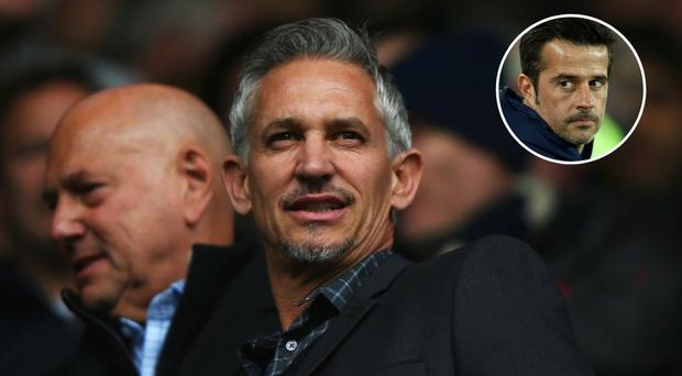 Gary Lineker has hit back at a Watford FC Tweet that he called 'disrespectful' to former manager Marco Silva.