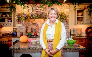 Celebrity chef and author Jenny Bristow at her home in Co. Antrim (Photo by Kevin Scott)