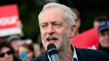 Jeremy Corbyn is set to speak at an event in Londonderry tomorrow
