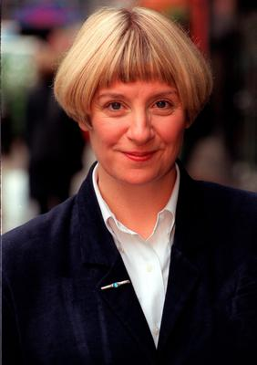 File photo dated 23/10/98 of Victoria Wood, who has died aged 62 after a short battle with cancer, her publicist has said. Photo credit : Matthew Fearn/PA Wire