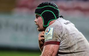 Eric O'Sullivan made his Ireland debut against Scotland in the Autumn Nations Cup last month but his Six Nations prospects won't be helped by Ulster's empty fixture list.