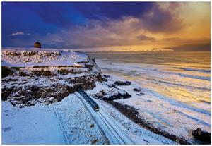 Mussenden Temple, Co. Londonderry – Courtesy of Tourism NI