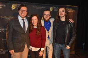 The RTS NI Student Television Awards Winners were announced in Belfast this week.
