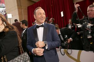 HOLLYWOOD, CA - MARCH 02:  Kevin Spacey attends the Oscars at Hollywood & Highland Center on March 2, 2014 in Hollywood, California.  (Photo by Christopher Polk/Getty Images)