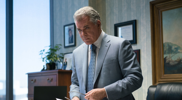Challenging role: Ray Liotta in Marriage Story