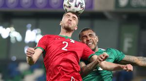 Northern Ireland endured another difficult night in World Cup qualifying.