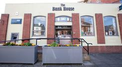 Winner: The Bank House
