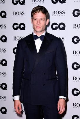 LONDON, ENGLAND - SEPTEMBER 05:  James Norton attends the GQ Men Of The Year Awards at the Tate Modern on September 5, 2017 in London, England.  (Photo by Gareth Cattermole/Getty Images)