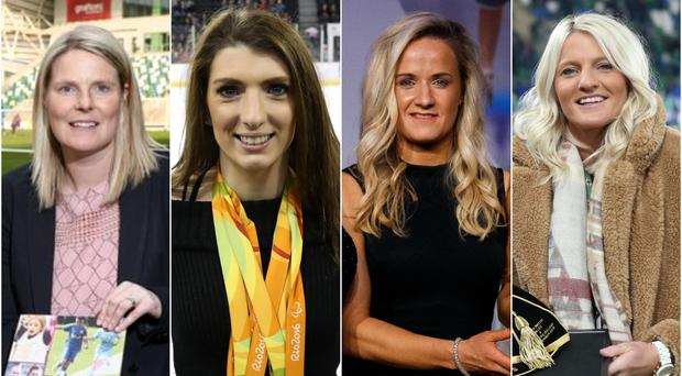 Gail Redmond, Bethany Firth MBE, Gemma Begley and Ashley Hutton are the four nominees for the game Changers award.