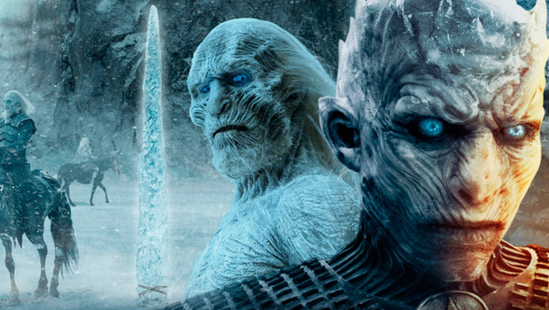 Night King and White Walkers
