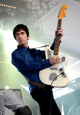 INDIO, CA - APRIL 12:  Musician Johnny Marr performs onstage during day 1 of the 2013 Coachella Valley Music & Arts Festival at the Empire Polo Club on April 12, 2013 in Indio, California.  (Photo by Jason Kempin/Getty Images for Coachella)