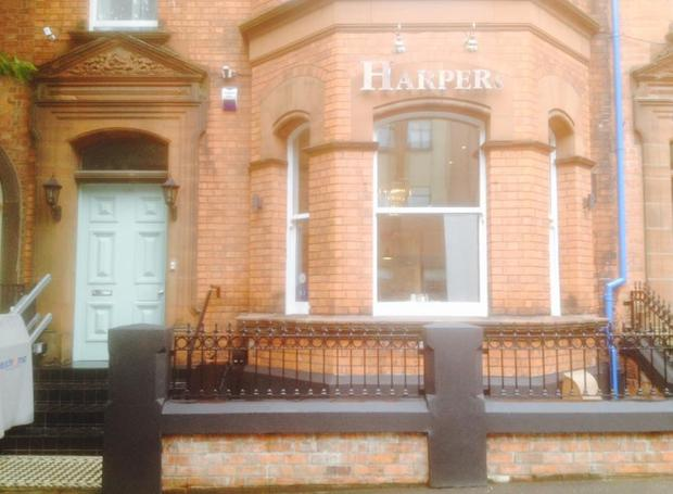 13. Harpers Boutique Bed & Breakfast located in Belfast. Rating: 89.48. Cost per night: £102