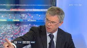 RTÉ Pundit Joe Brolly speaks passionately about the tactics employed by Tyrone and Sean Kavanagh in their All-Ireland quarter final with Monaghan at Croke Park