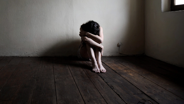 GPs say Northern Ireland is in the grip of a loneliness epidemic. File image posed by model