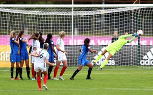 Goalkeepers in the women's game are sometimes said to be weak links - that was certainly proved wrong at the tournament.