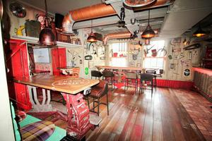 The Granny Annies pub in Derry