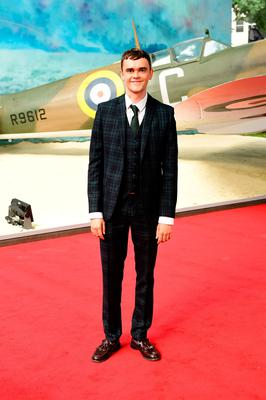 Brian Vernel attending the Dunkirk world premiere at the Odeon Leicester Square, London. PRESS ASSOCIATION Photo. Picture date: Thursday July 13, 2017. See PA story SHOWBIZ Dunkirk. Photo credit should read: Ian West/PA Wire