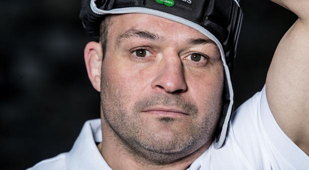 Tough time: Rory Best has opened up on criticism he took from Irish fans