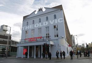 Kevin Spacey was artistic director at The Old Vic theatre in London from 2004-2015 (Yui Mok/pA)