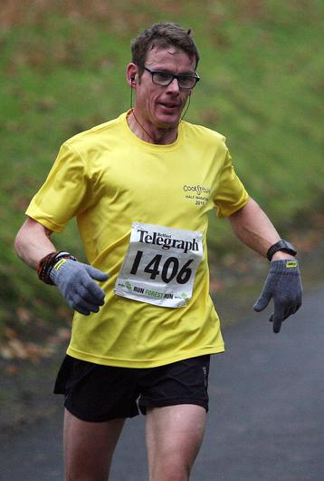 Mandatory Credit - Picture by Freddie Parkinson/Press Eye © Saturday 3rd December 2016 Belfast Telegraph Run Forest Run Loughgall. Loughgall Country Park, 11-14 Main Street, Loughgall, Armagh.  Philip Hunter